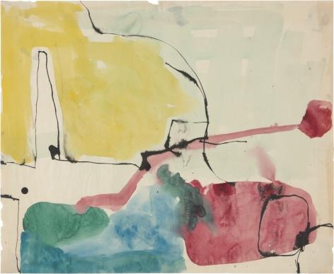 Richard Diebenkorn Untitled, c. 1950-52