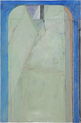 Richard Diebenkorn Untitled (Ocean Park), 1987