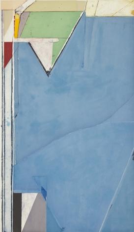 Richard Diebenkorn High Green, Version II, 1992