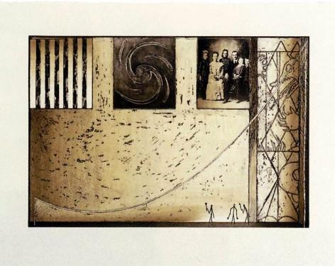Jasper Johns Untitled