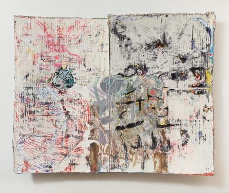 Mark Fox Untitled (Plow), 2015