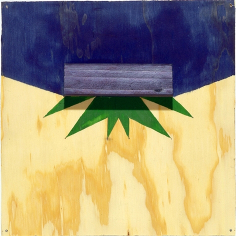 Richard Tuttle, Two With Any To #1, 1999