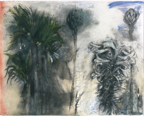 Jim Dine The Issue of Spring, 2004