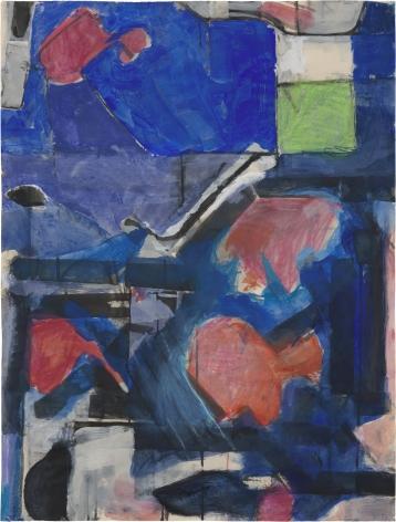 Richard Diebenkorn Untitled, 1991