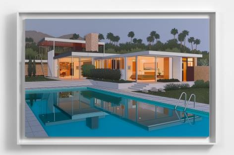 Lucy Williams Desert House, 2021