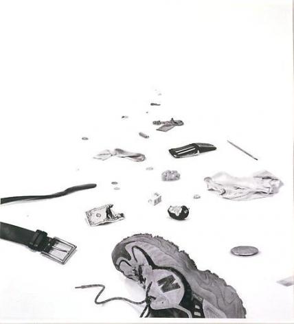 Tom Friedman Vanishing Point