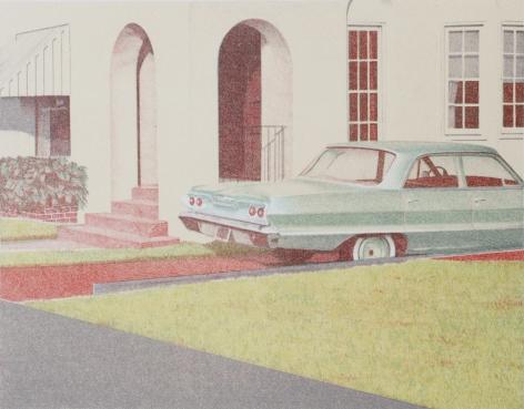 Robert Bechtle '63 Bel Air, 1973