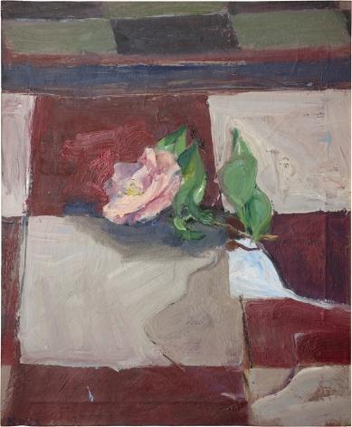 Richard Diebenkorn Studio Floor – Camelia, 1962