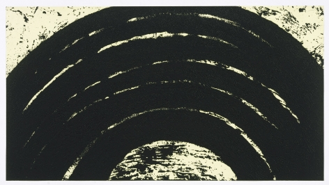 Richard Serra Paths and Edges #4, 2007