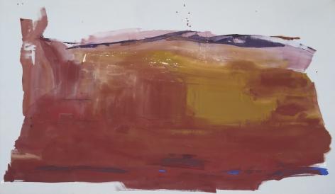 Helen Frankenthaler Giant Step, 1975