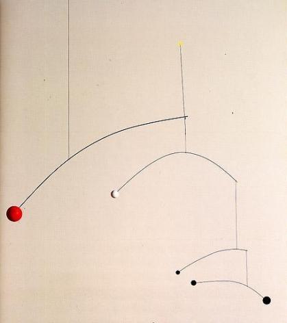 Alexander Calder Untitled