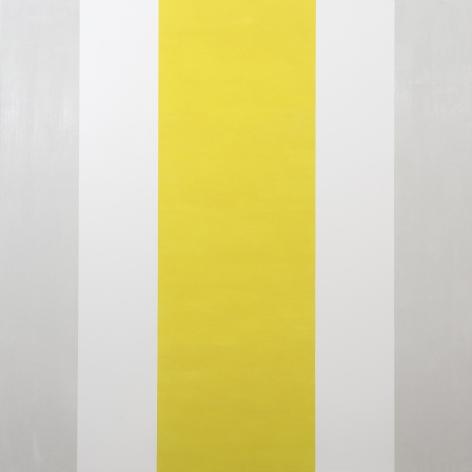 Mary Corse Untitled (White, White, Yellow, Beveled),2015