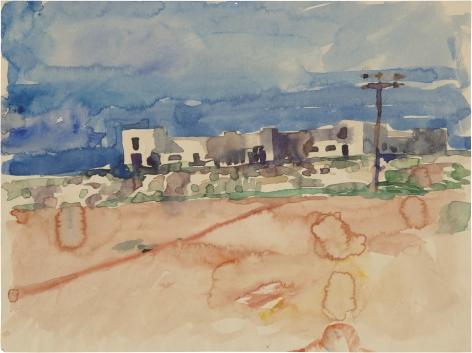Richard Diebenkorn Untitled, 1955