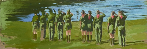 Christopher Brown Boy Scouts, 2017