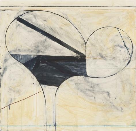 Richard Diebenkorn Untitled, 1981