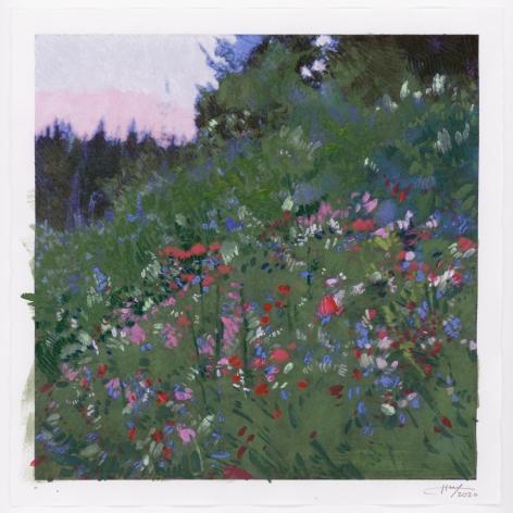 Isca Greenfield-Sanders Wildflowers, 2020