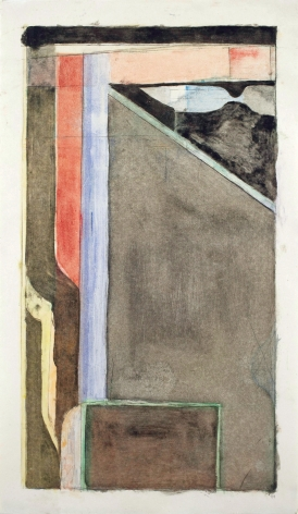 Richard Diebenkorn XV, 1988