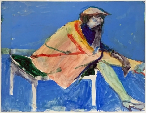 RichardDiebenkorn Untitled, 1965