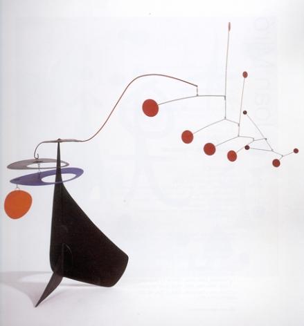 Alexander Calder, Hanging Apricot, 1947