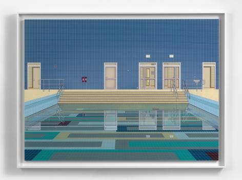 LucyWilliams Mosaic Pool, 2021