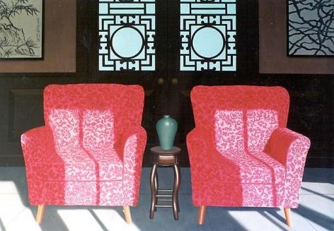 Tom McKinley Shanghai, 2001