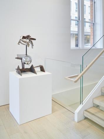 Installation ImageofMark di Suvero: Sculptureby Impart Photography