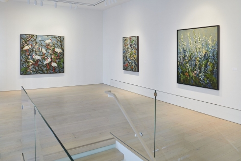 Installation Image of John Alexander: Landscape and Memory by Impart Photography