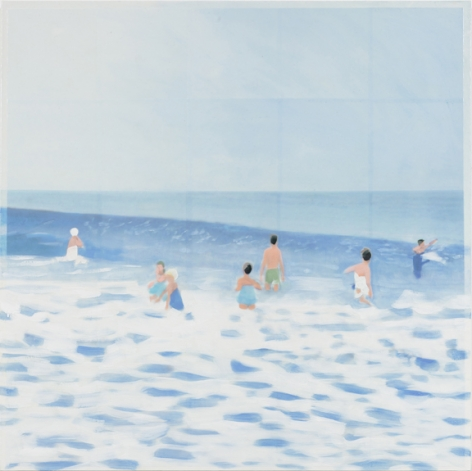 Isca Greenfield-Sanders Bathers, 2016