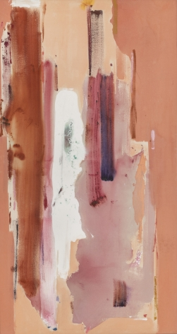Helen Frankenthaler White Totem, 1978