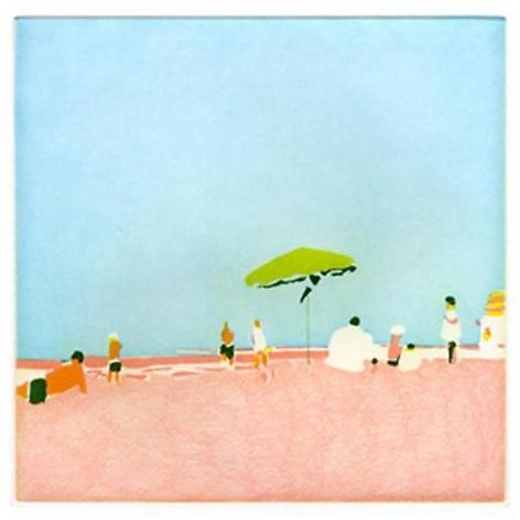 Isca Greenfield-Sanders Sky Beach (Blue)
