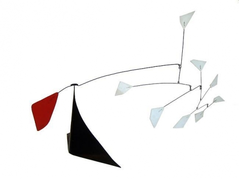 Alexander Calder The Black Hat