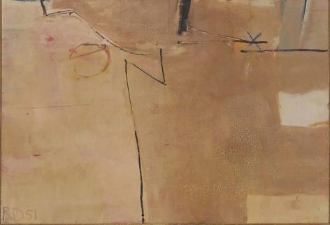 Richard Diebenkorn Albuquerque #22