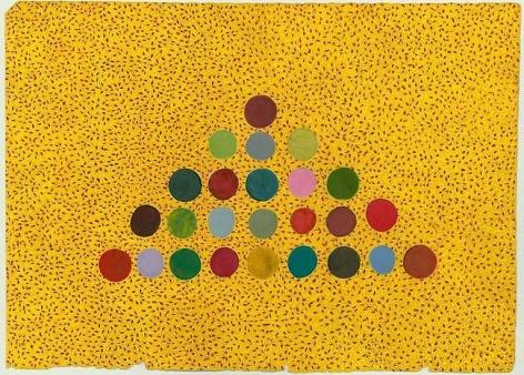 Alexander Gorlizki Twenty Five Stones, 2009