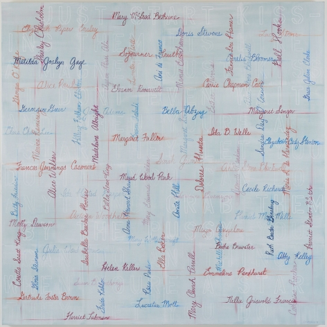 Clare Kirkconnell Nod to the Holloway Hankie, 2018