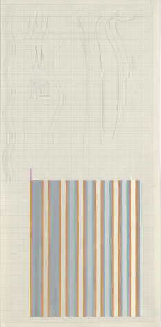 Bridget Riley, Untitled (Related to 'Sound'),1972