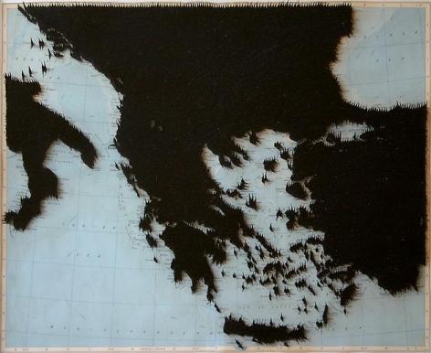 Jonathan Callan A Dozen Seas, 1999