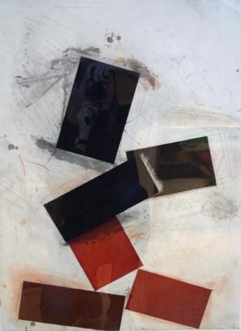 Joel Shapiro, Untitled, 1990