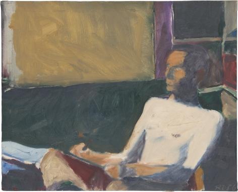 Richard Diebenkorn David Park on a Hot Day, 1956