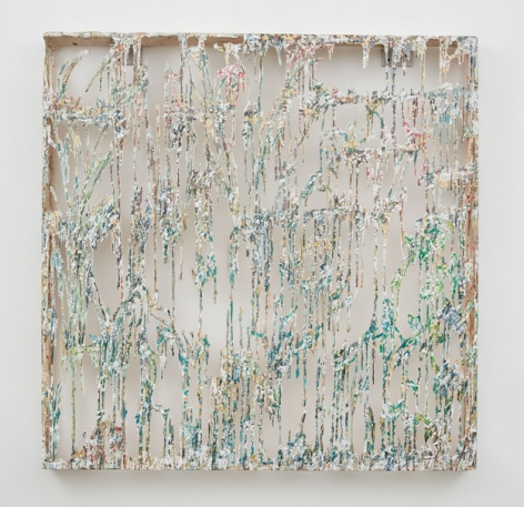 Diana Al-Hadid Meadow with Nothing Magical in It, 2016