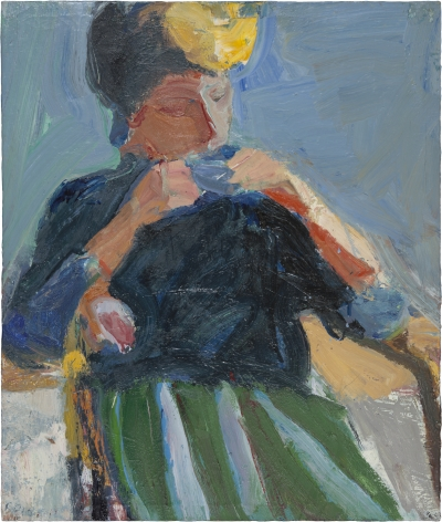 Richard Diebenkorn Girl with a Cup, 1960