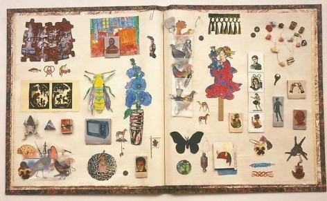 Scrapbook (Soapstone Puzzle)