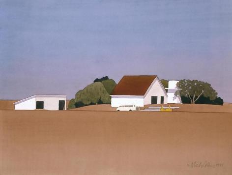 Farm Buildings 1985