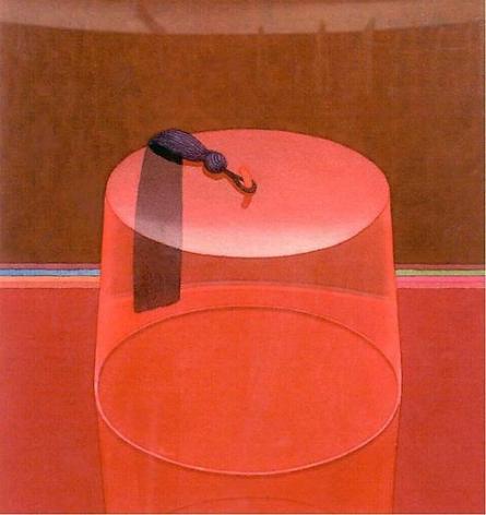Mark Adams Transparent Fez, 1996