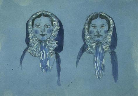 Kiki Smith Riding Hoods, 1999