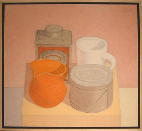 Mark Adams Still Life with Tins, 1998