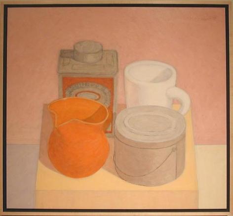Mark Adams Still Life with Tins, 1998