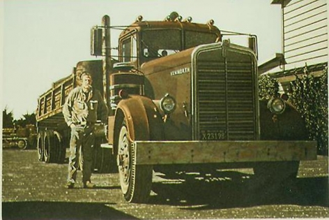 James Torlakson Leifson with Rig
