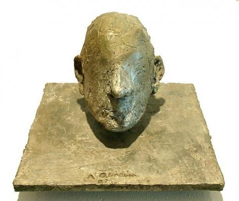 Nathan Oliveira Mask II