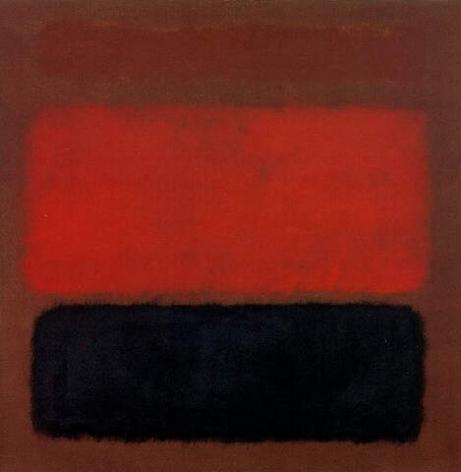 Mark Rothko, No. 19, 1960