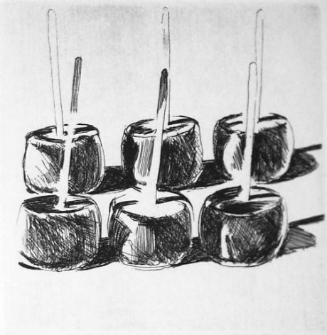 """""""Candied Apples"""" from Delights Portfolio"""